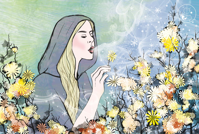 Illustration von Julia Gingras